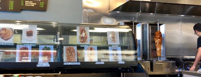 Millbrae Kebabs & Gyros is one of Peninsula Places.