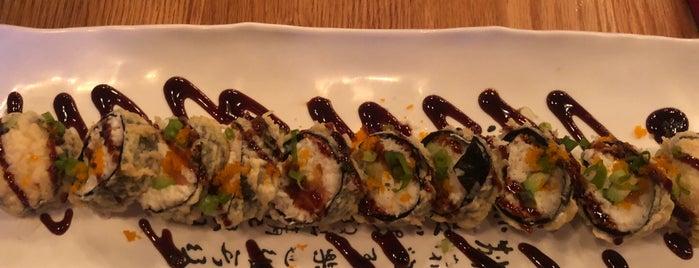 Bocho Sushi is one of สถานที่ที่ Austin ถูกใจ.