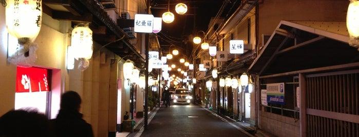 飛田新地 is one of Japan 🇯🇵.