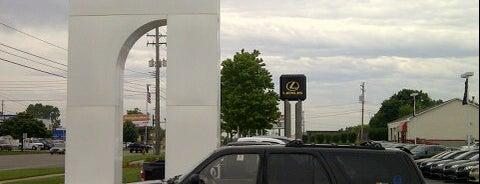 Spartan Toyota is one of Lieux qui ont plu à Lisa.
