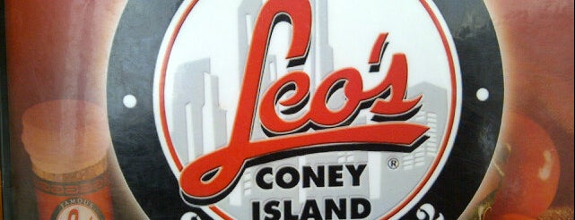 Leo's Coney Island is one of Posti che sono piaciuti a Lisa.
