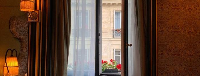 Hôtel Maison Souquet is one of สถานที่ที่บันทึกไว้ของ Ben.