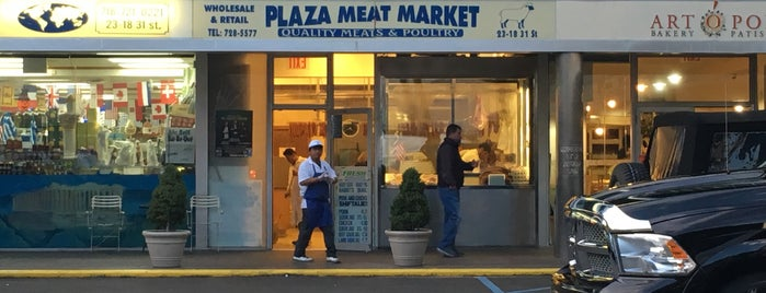 Plaza Meat Market is one of Food Grocery.