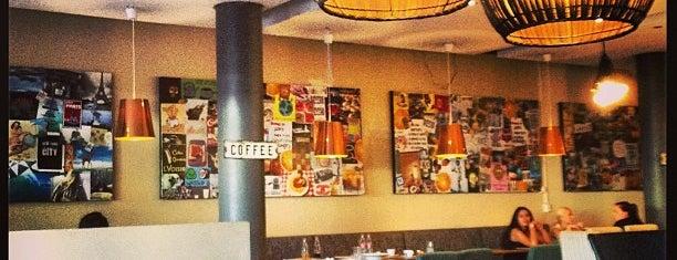 Urban Coffee is one of Orte, die Yonatan gefallen.