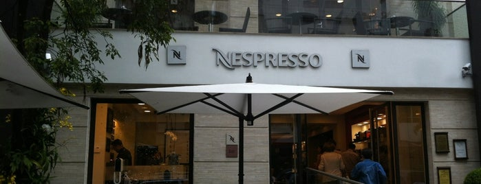 Nespresso Expertise Center is one of Bakeries, Coffee Shops & Breakfast Places.