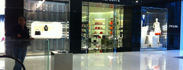Prada is one of Stores.