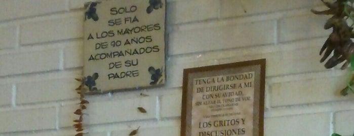 Don Chuchi Bar is one of Lugares favoritos de Estela.
