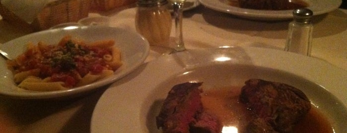 Piccolo's Italian Steak House is one of Good Athens Eats.