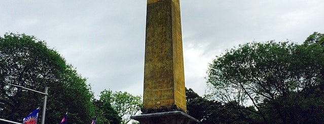 Hyde Park Obelisk is one of Sydney Sightseeing.