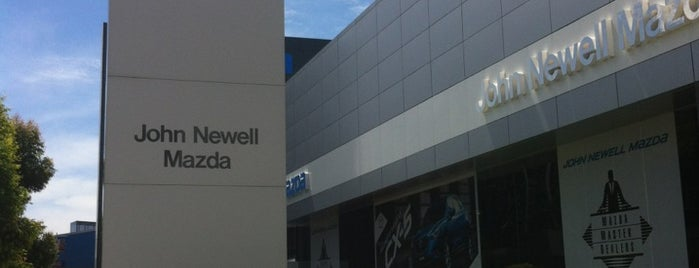 John Newell Mazda is one of My Places.