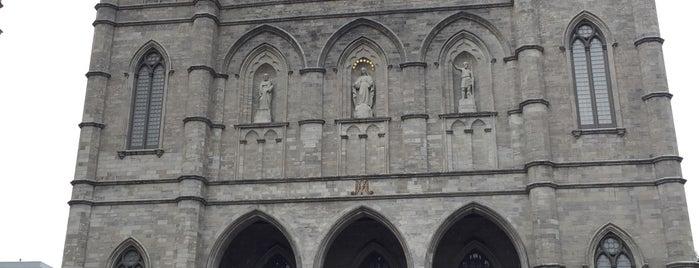 Basilique Notre-Dame de Montréal is one of Montreal 2015.