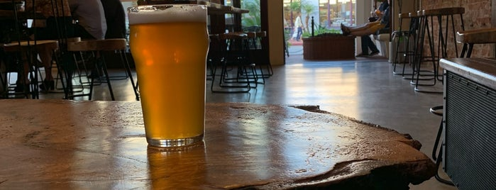 Night Lizard Brewing Company is one of Santa Barbara State Street Beer Mile.