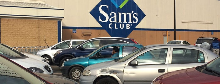 Sam's Club is one of Tempat yang Disukai Miguel.