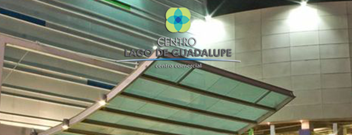 Centro Lago de Guadalupe is one of Shopping Malls CDMX.