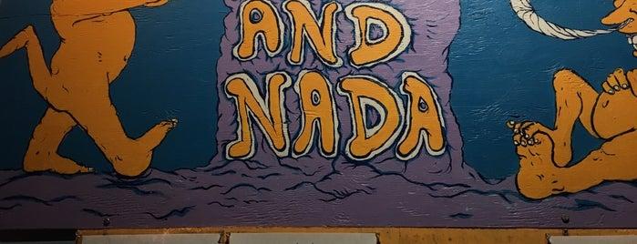 The Imp and Nada is one of Locais curtidos por Bongo.
