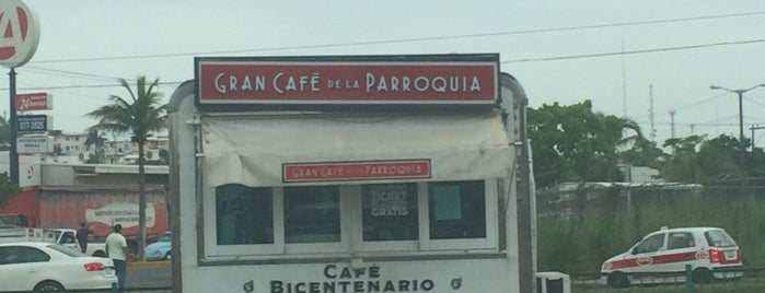 Gran Café de la Parroquia Express is one of Lugares favoritos de rafael.