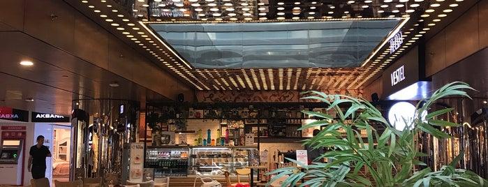 Vestel-Vesto Cafe is one of İstek listesi.