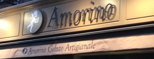 Amorino Gelato is one of Ice Creams in NYC.