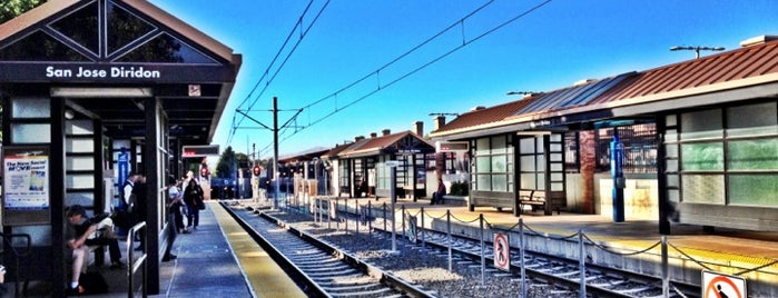 San Jose Diridon Caltrain & Amtrak Station is one of Experienced Places (Non-food).