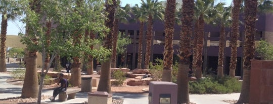 College of Southern Nevada is one of College Love - Which will we visit Fall 2012.
