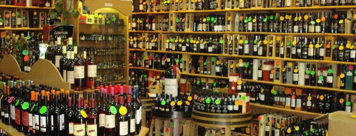 Napoleão Wine Shop is one of Euro Trip.