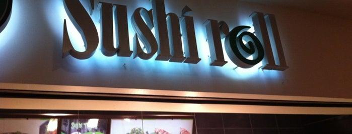 Sushi Roll is one of สถานที่ที่ Ricardo ถูกใจ.