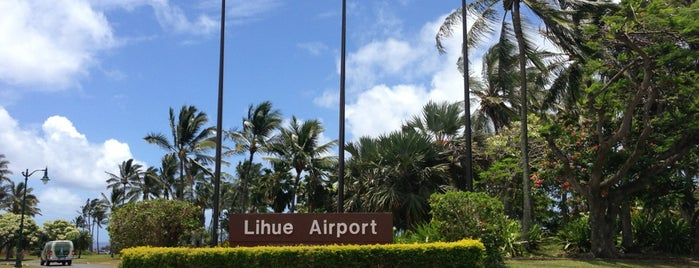 Lihue Airport (LIH) is one of Airports~Part 1....