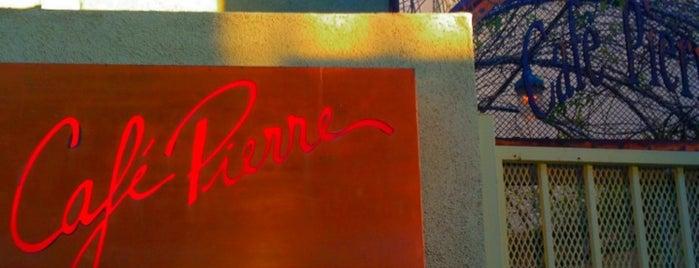 Café Pierre is one of Gespeicherte Orte von Joe.