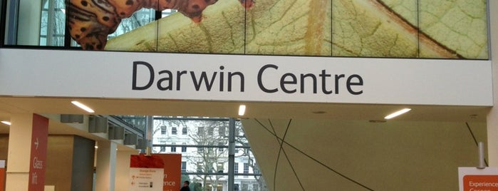Darwin Centre is one of 1000 Things To Do In London (pt 2).