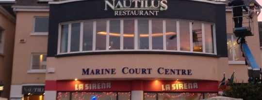 Nautilus is one of Malahide.