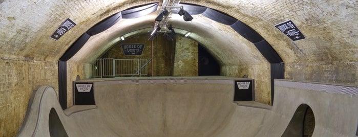 House of Vans is one of À faire à Londres.