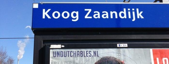 Station Zaandijk Zaanse Schans is one of x2017 Amsterdam.