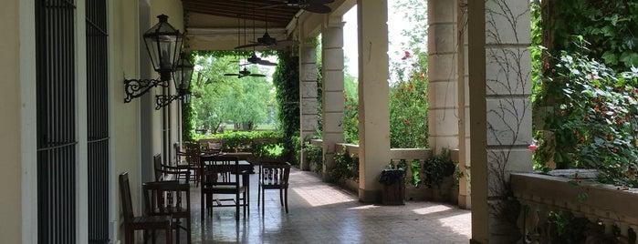 Estancia El Ombú is one of Lugares favoritos de William.