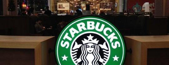 Starbucks is one of Nicolas 님이 좋아한 장소.