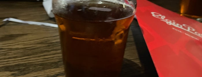 Elgin Park Restaurant & Brewery is one of Daniel : понравившиеся места.