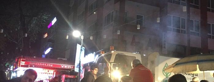 Kızılay Meydan Kokorec Midye is one of Cansu'nun Beğendiği Mekanlar.
