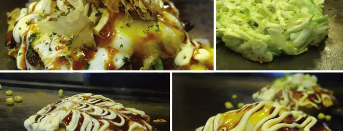 Azumi Teppanyaki and Sushi is one of Orte, die Tom gefallen.