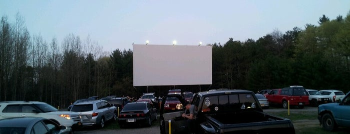 Black River Drive In is one of TAKE ME TO THE DRIVE-IN, BABY.