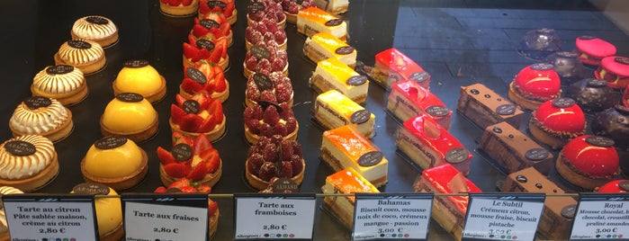 Artisan Boulangerie is one of nizza.
