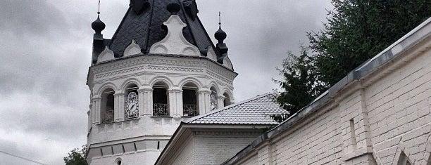 Богоявленско-Анастасиин монастырь is one of Russia10.
