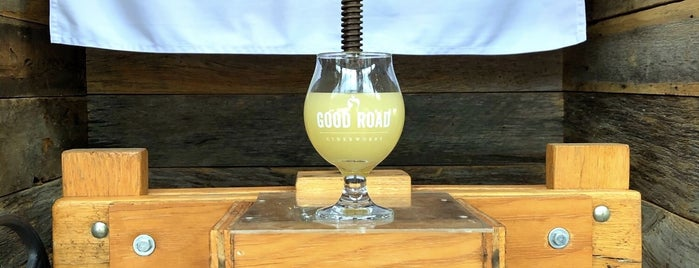 GoodRoad CiderWorks is one of Lugares favoritos de Greg.