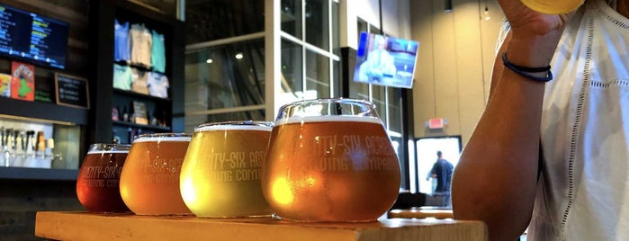 26 Acres Brewing Company is one of Breweries or Bust 3.