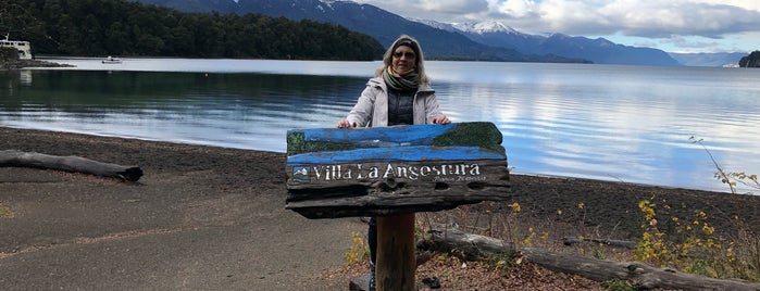 Villa La Angostura is one of Bariloche.