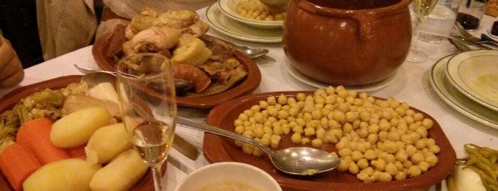 Casa Carola is one of Madrid: Restaurantes +.
