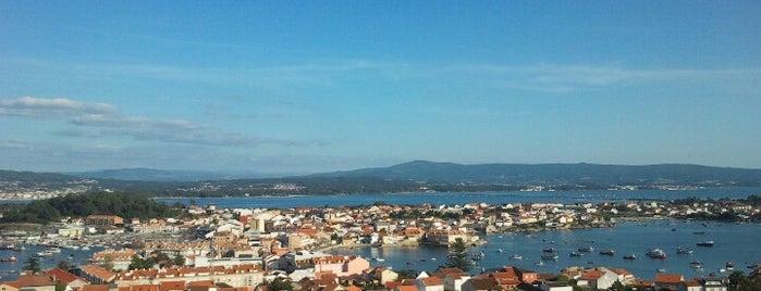 A Illa de Arousa is one of Orte, die Eduard gefallen.