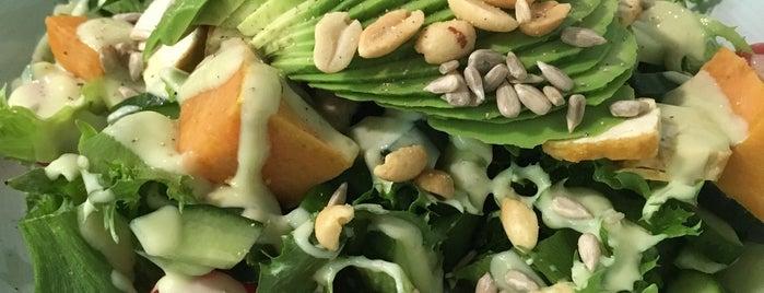 Eat Your Greens! is one of Orte, die Salla gefallen.