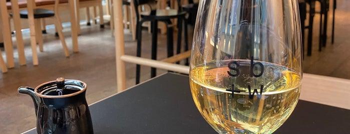 Sushibar + Wine is one of Roqueira em Helsinki.
