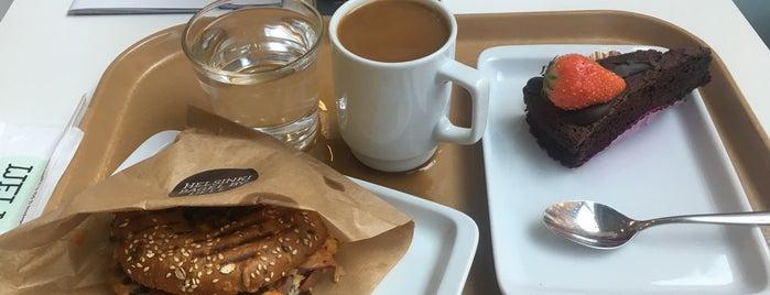 Well Coffee is one of Vegan-friendly Helsinki.