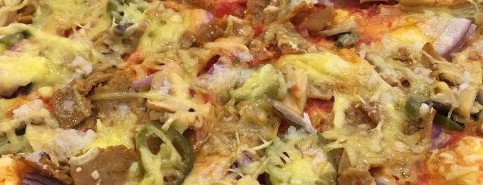 Pizza Express is one of Vegan-friendly Helsinki.