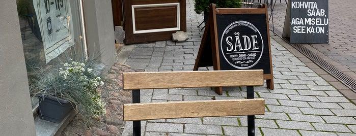 Säde is one of Lugares favoritos de Thomas.